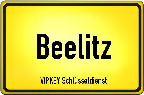 Ortseingangsschild Brandenburg - Beelitz