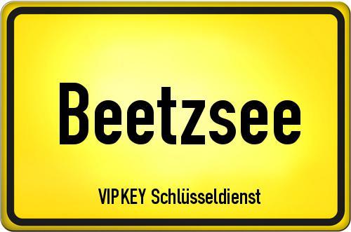 Ortseingangsschild Brandenburg - Beetzsee