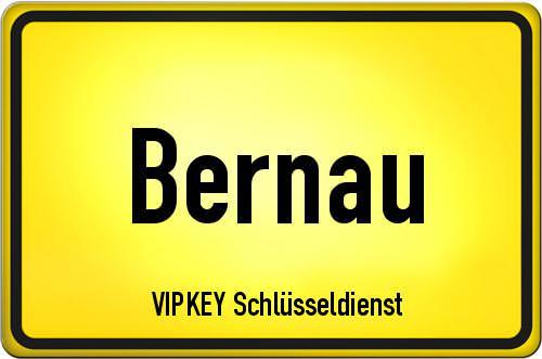 Ortseingangsschild Brandenburg - Bernau