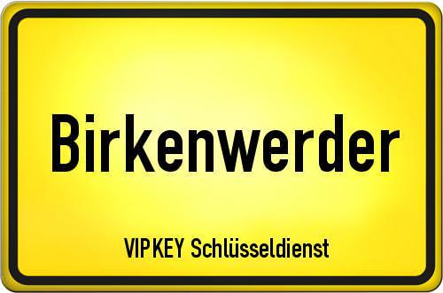 Ortseingangsschild Brandenburg - Birkenwerder