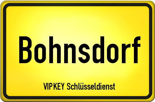 Ortseingangsschild Berlin - Bohnsdorf