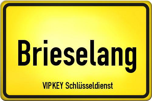 Ortseingangsschild Brandenburg - Brieselang