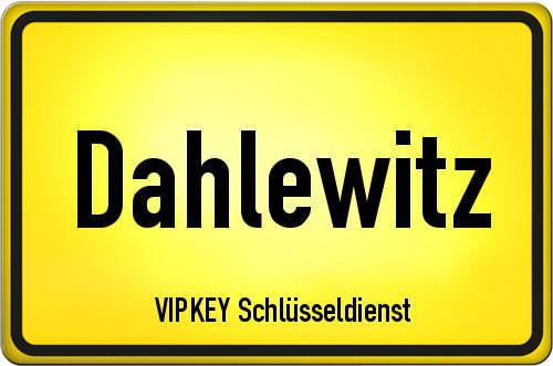 Ortseingangsschild Brandenburg - Dahlewitz