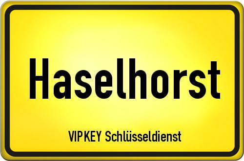 Ortseingangsschild Berlin - Haselhorst