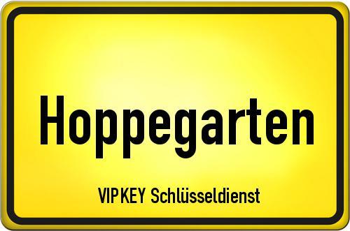 Ortseingangsschild Brandenburg - Hoppegarten