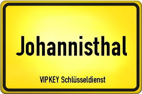 Ortseingangsschild Berlin - Johannisthal