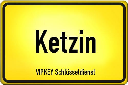 Ortseingangsschild Brandenburg - Ketzin