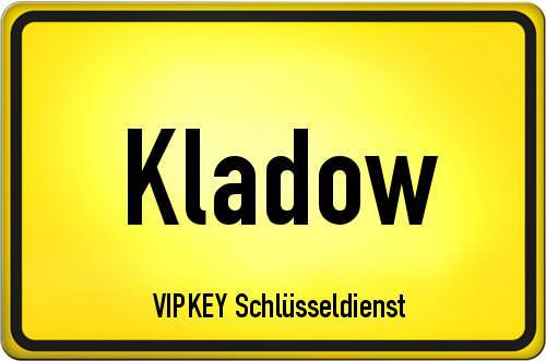 Ortseingangsschild Berlin - Kladow