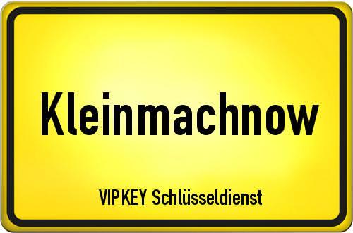 Ortseingangsschild Brandenburg - Kleinmachnow