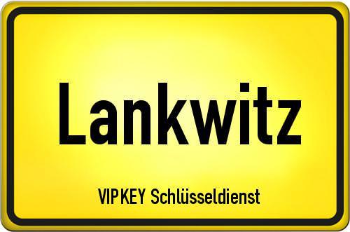 Ortseingangsschild Berlin - Lankwitz