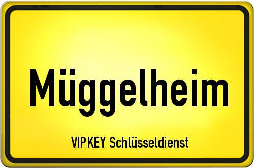 Ortseingangsschild Berlin - Müggelheim