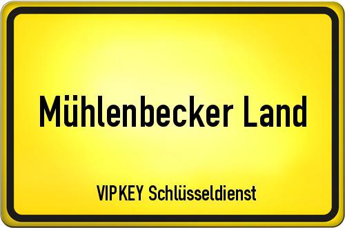 Ortseingangsschild Brandenburg - Mühlenbecker Land