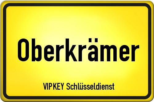 Ortseingangsschild Brandenburg - Oberkrämer