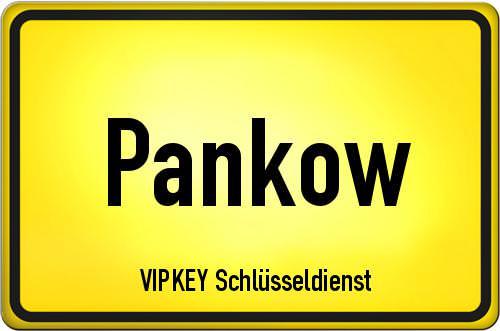Ortseingangsschild Berlin - Pankow