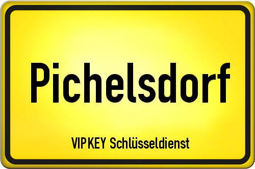 Ortseingangsschild Berlin - Pichelsdorf
