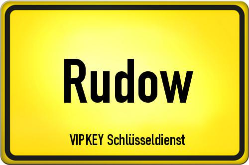 Ortseingangsschild Berlin - Rudow