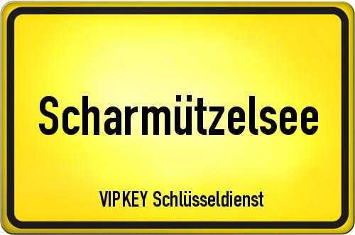 Ortseingangsschild Brandenburg - Scharmützelsee