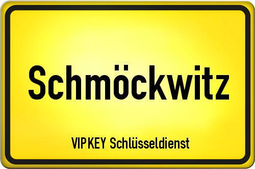 Ortseingangsschild Berlin - Schmöckwitz