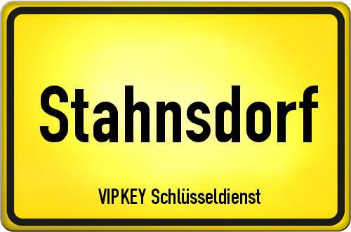 Ortseingangsschild Brandenburg - Stahnsdorf