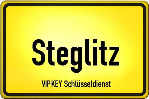 Ortseingangsschild Berlin - Steglitz