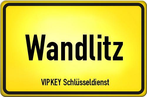 Ortseingangsschild Brandenburg - Wandlitz