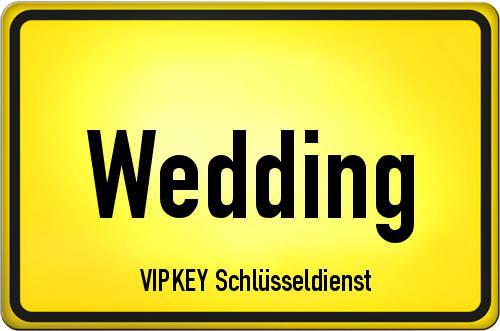 Ortseingangsschild Berlin - Wedding