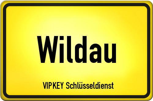 Ortseingangsschild Brandenburg - Wildau