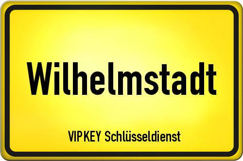 Ortseingangsschild Berlin - Wilhelmstadt