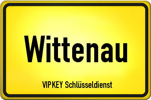 Ortseingangsschild Berlin - Wittenau